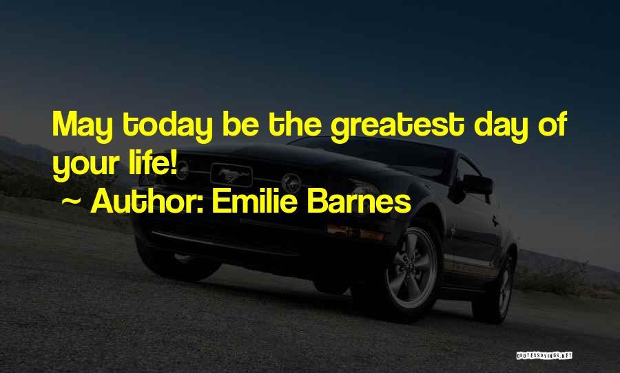 Emilie Barnes Quotes 2188953