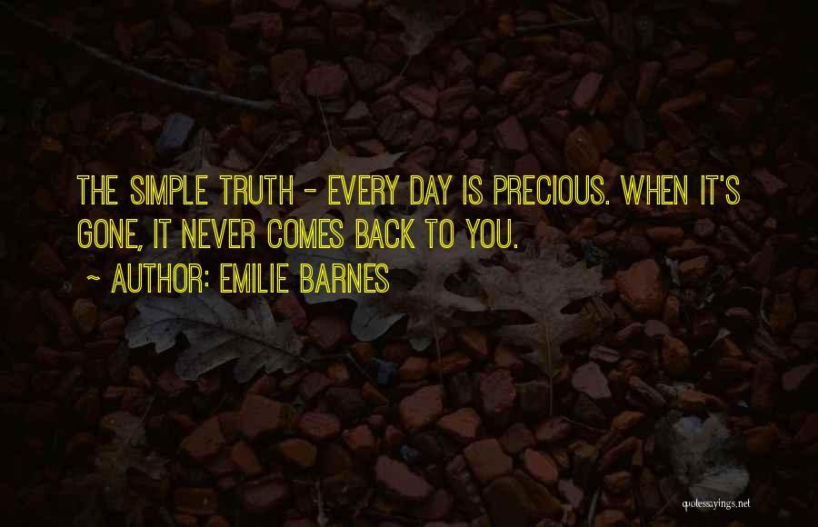 Emilie Barnes Quotes 80135