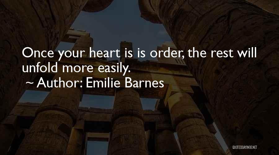 Emilie Barnes Quotes 975922