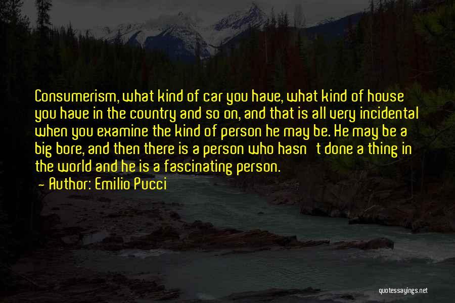 Emilio Pucci Quotes 1598951