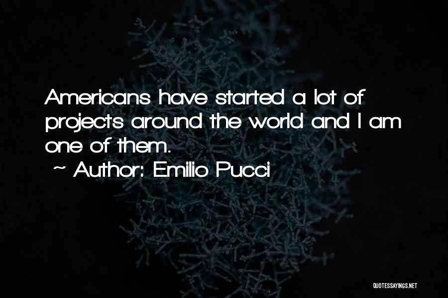 Emilio Pucci Quotes 1883254