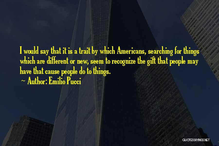 Emilio Pucci Quotes 1944605