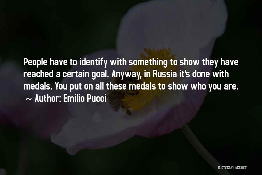 Emilio Pucci Quotes 675638