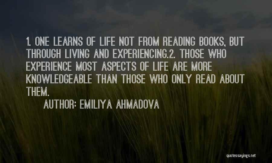 Emiliya Ahmadova Quotes 2136004