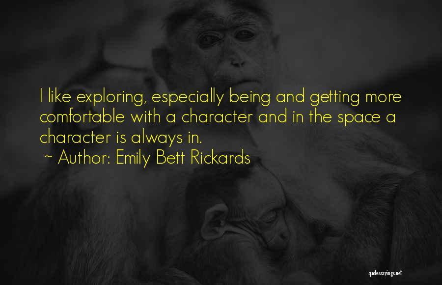 Emily Bett Rickards Quotes 467704