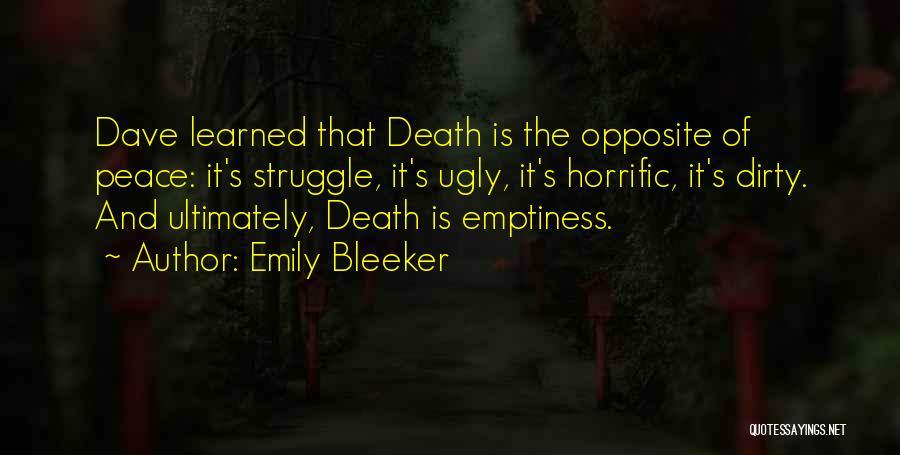 Emily Bleeker Quotes 569748