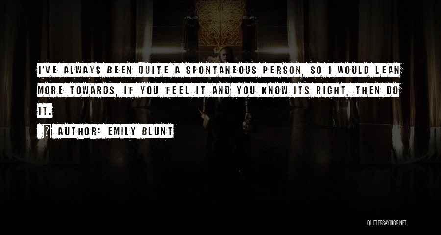 Emily Blunt Quotes 1163772