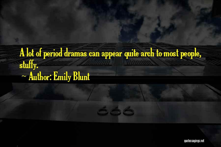 Emily Blunt Quotes 1521377
