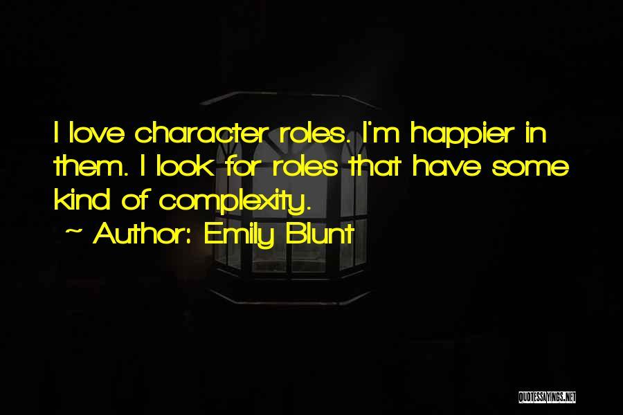 Emily Blunt Quotes 1656275