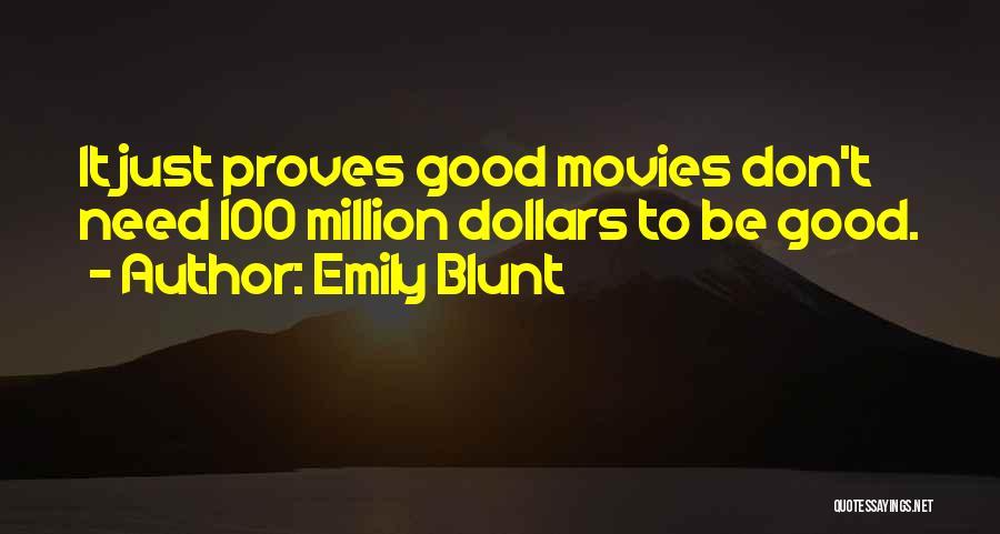 Emily Blunt Quotes 1952367