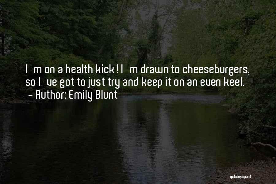 Emily Blunt Quotes 2124466