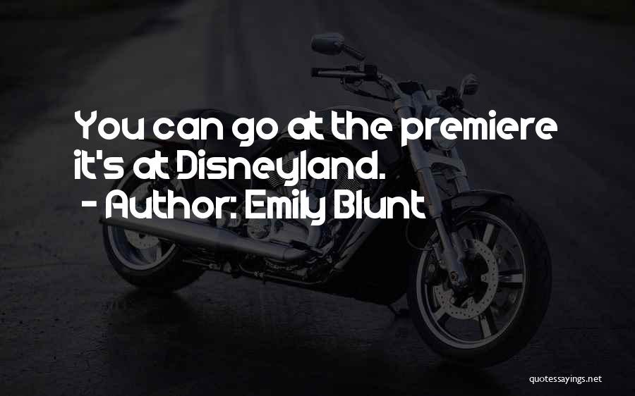 Emily Blunt Quotes 2153924
