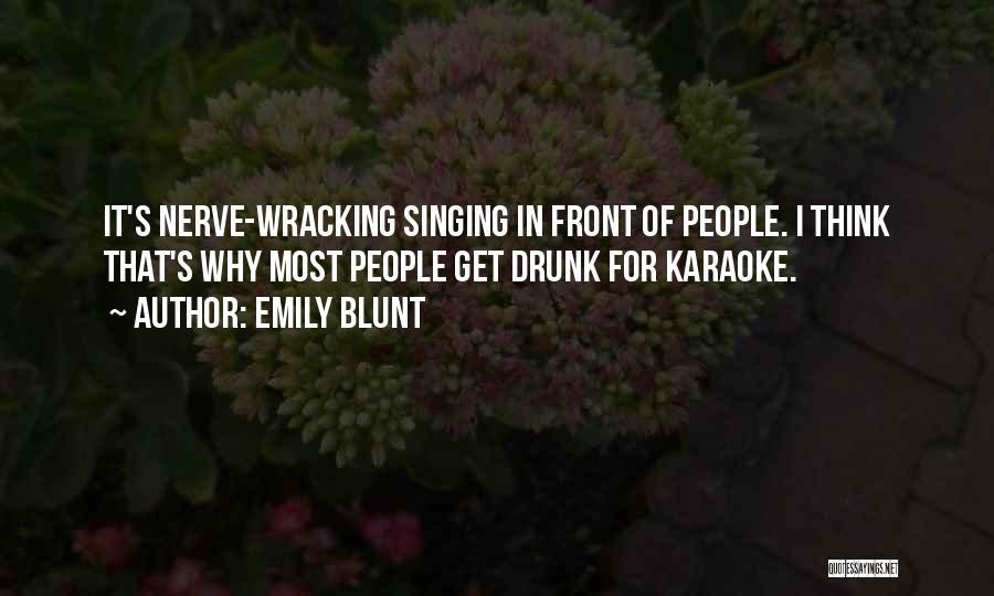 Emily Blunt Quotes 2216982
