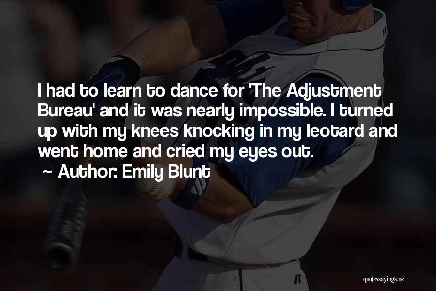 Emily Blunt Quotes 2224298