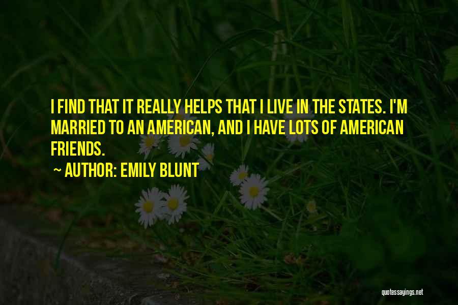 Emily Blunt Quotes 259983
