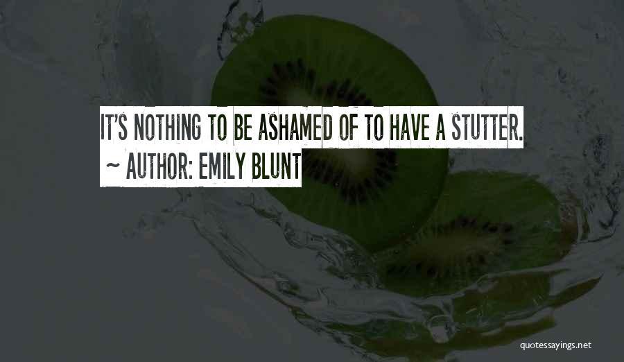 Emily Blunt Quotes 294600