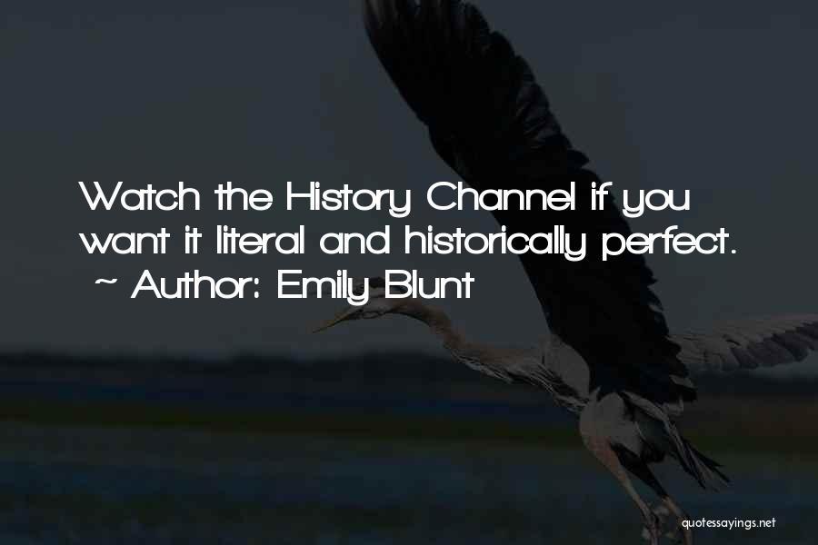 Emily Blunt Quotes 425350