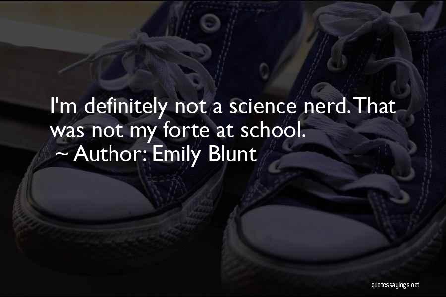 Emily Blunt Quotes 439488
