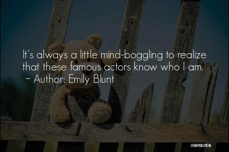 Emily Blunt Quotes 509182