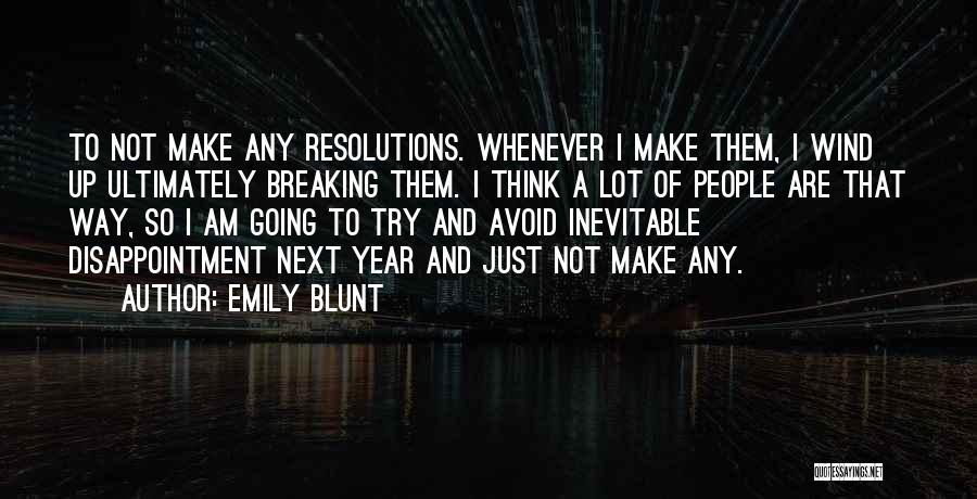 Emily Blunt Quotes 730706