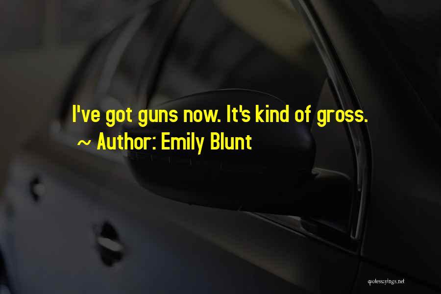 Emily Blunt Quotes 769565