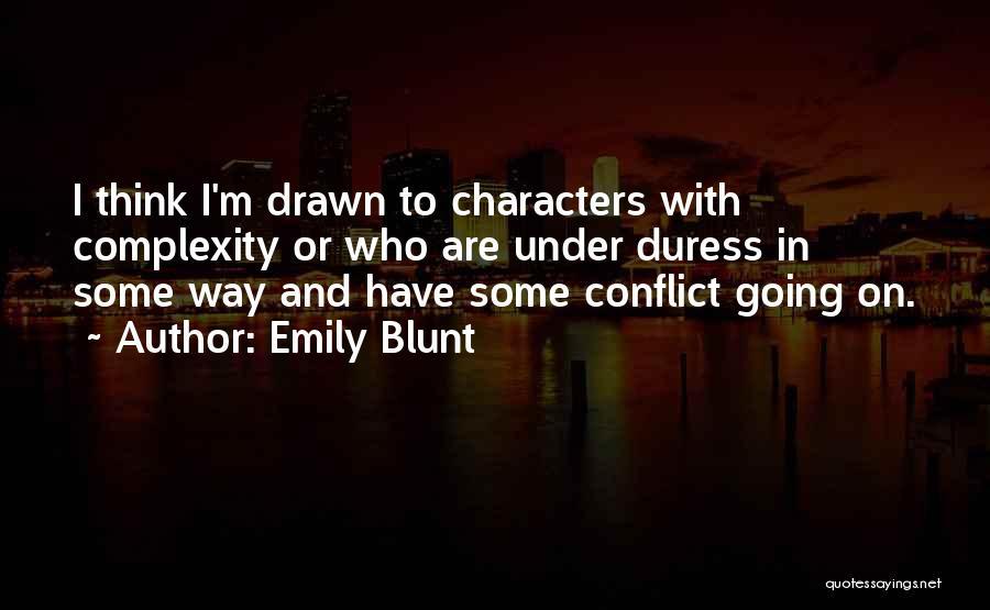 Emily Blunt Quotes 779852