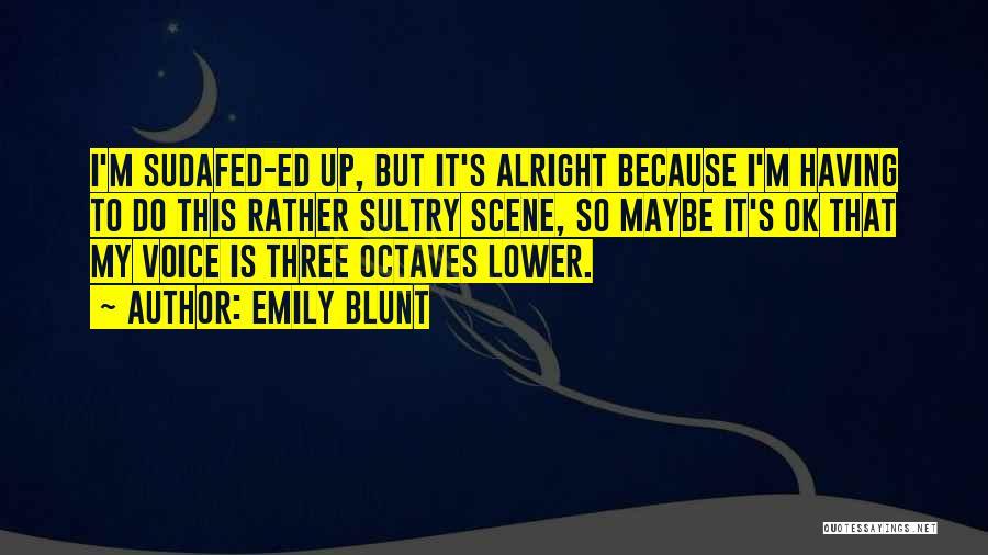 Emily Blunt Quotes 965495