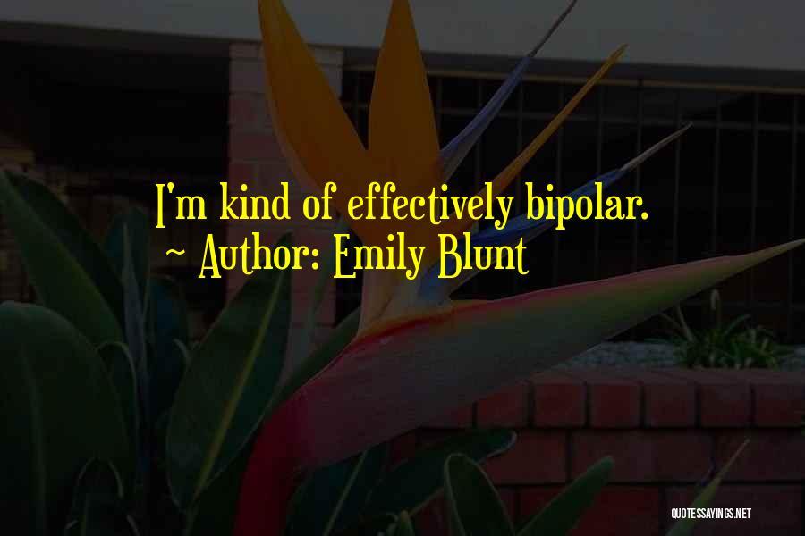 Emily Blunt Quotes 980799