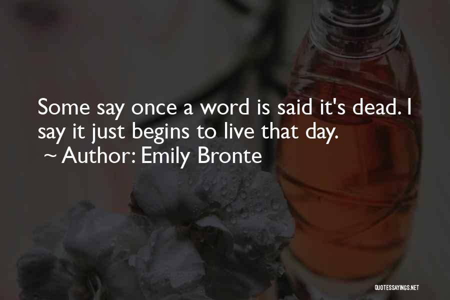 Emily Bronte Quotes 1284511