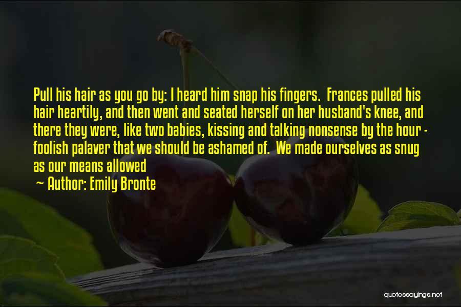Emily Bronte Quotes 1323080