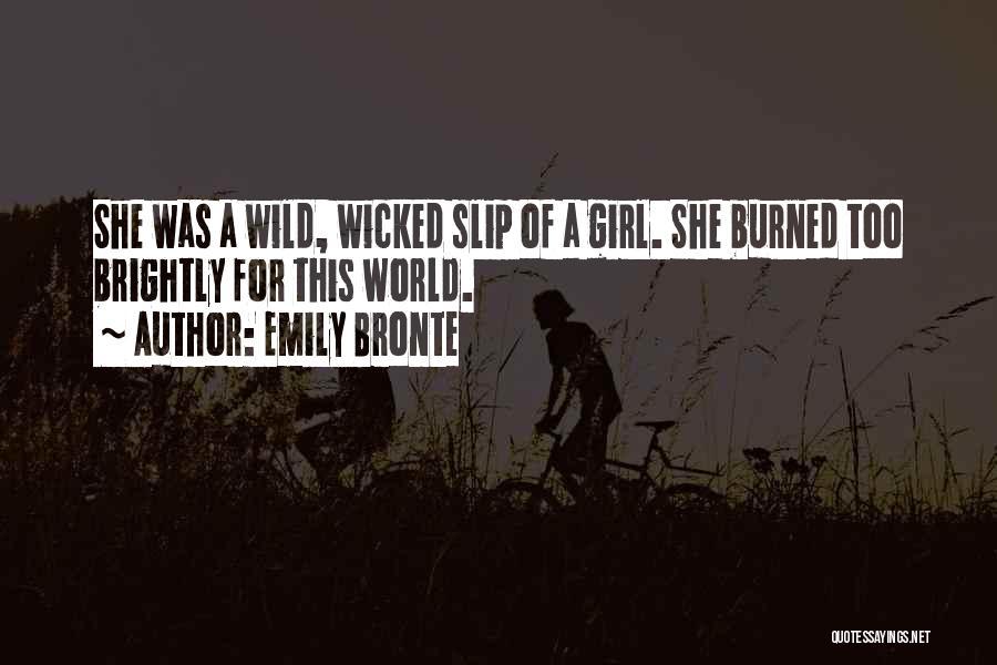 Emily Bronte Quotes 1326861
