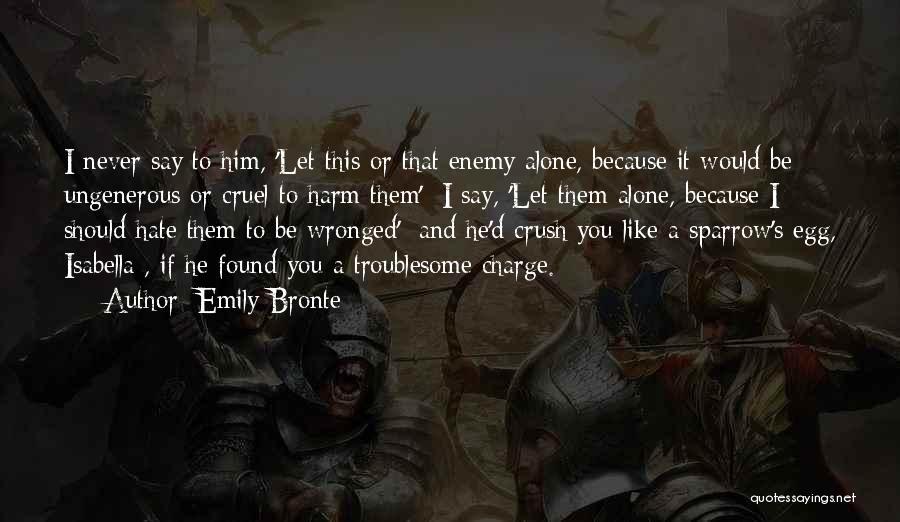 Emily Bronte Quotes 1501249