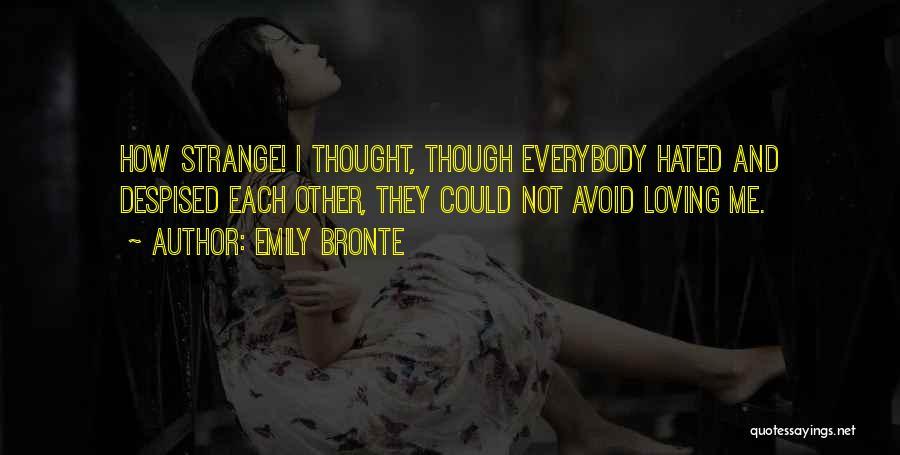 Emily Bronte Quotes 1608654