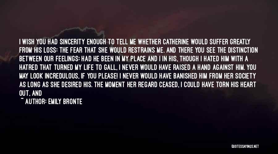 Emily Bronte Quotes 1770287