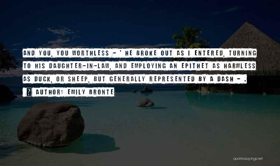 Emily Bronte Quotes 192039