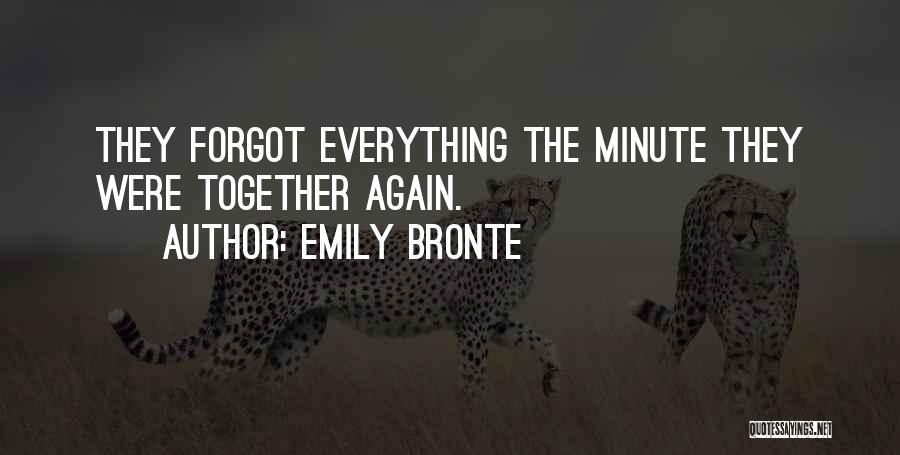 Emily Bronte Quotes 1970461