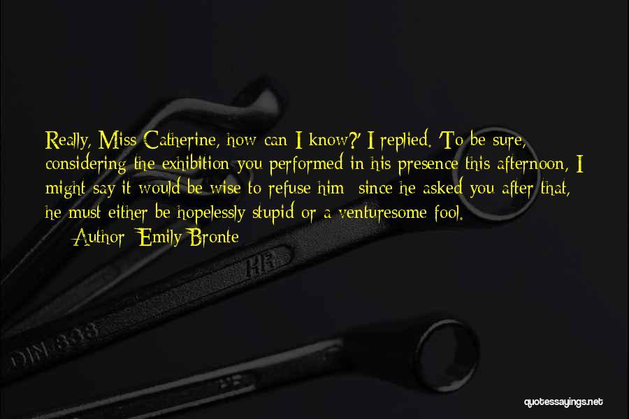Emily Bronte Quotes 1981044