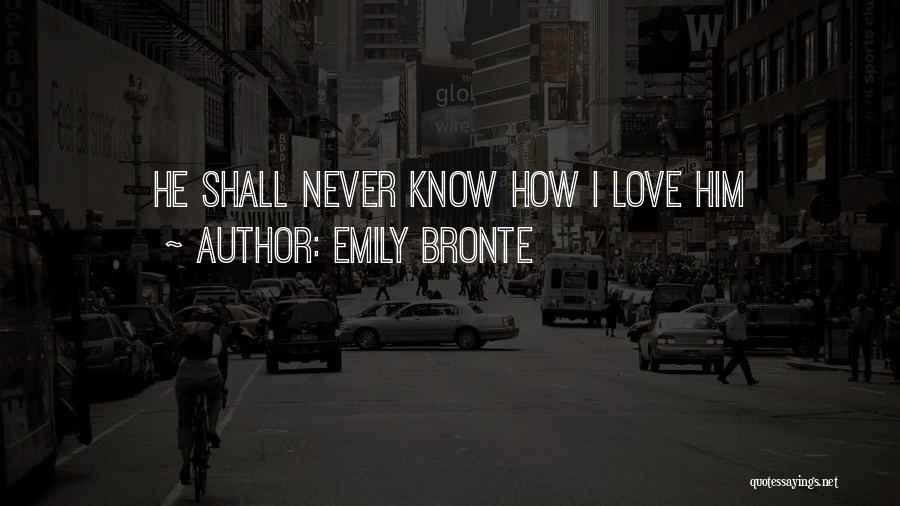 Emily Bronte Quotes 1996413