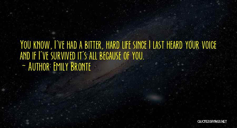 Emily Bronte Quotes 2053616