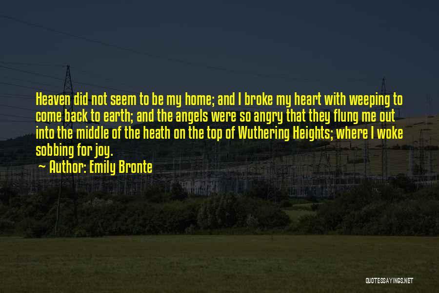 Emily Bronte Quotes 210654