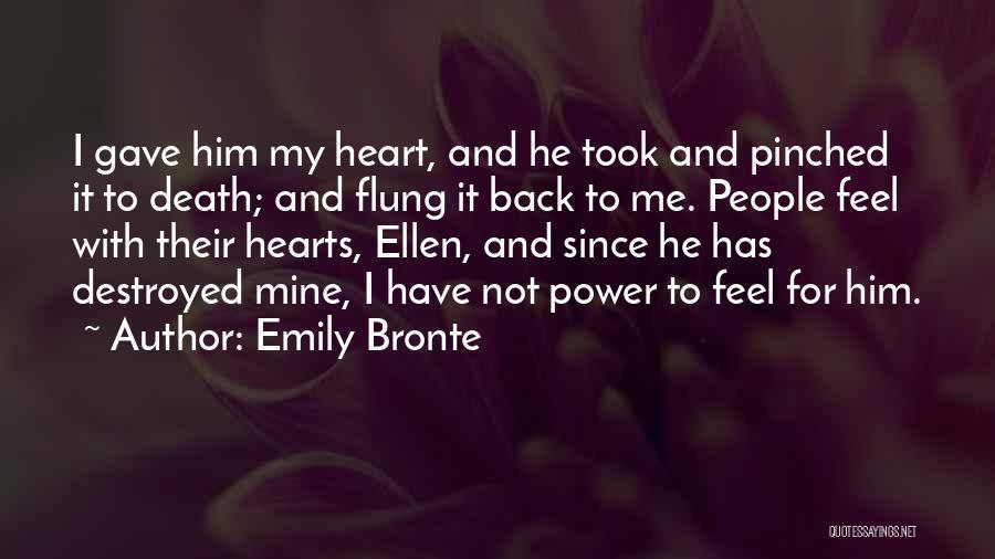 Emily Bronte Quotes 2123771