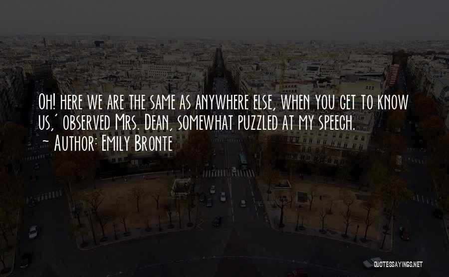 Emily Bronte Quotes 2197691