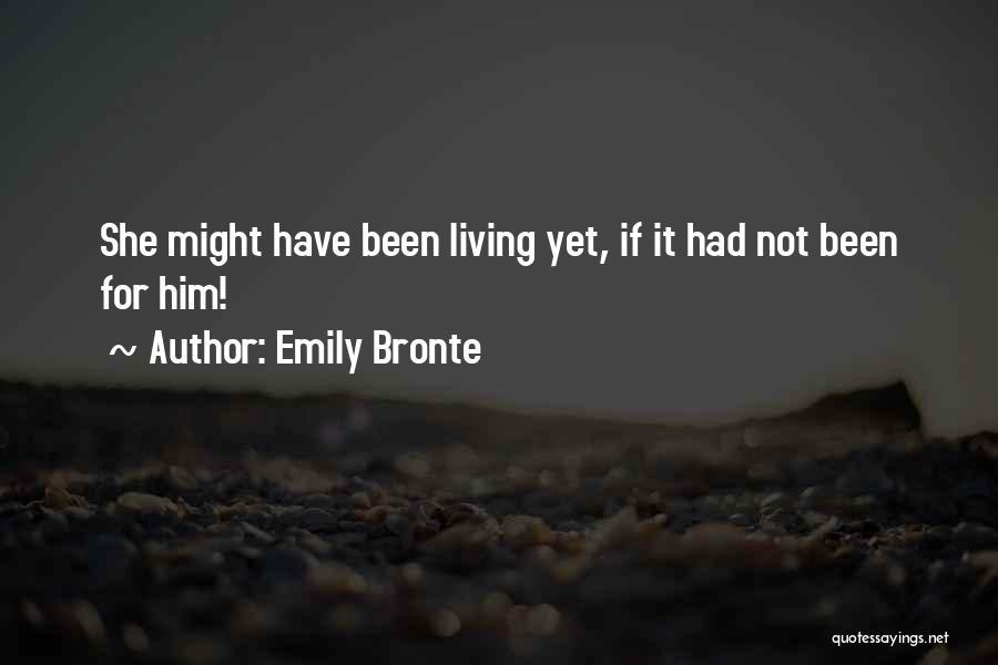 Emily Bronte Quotes 2258217