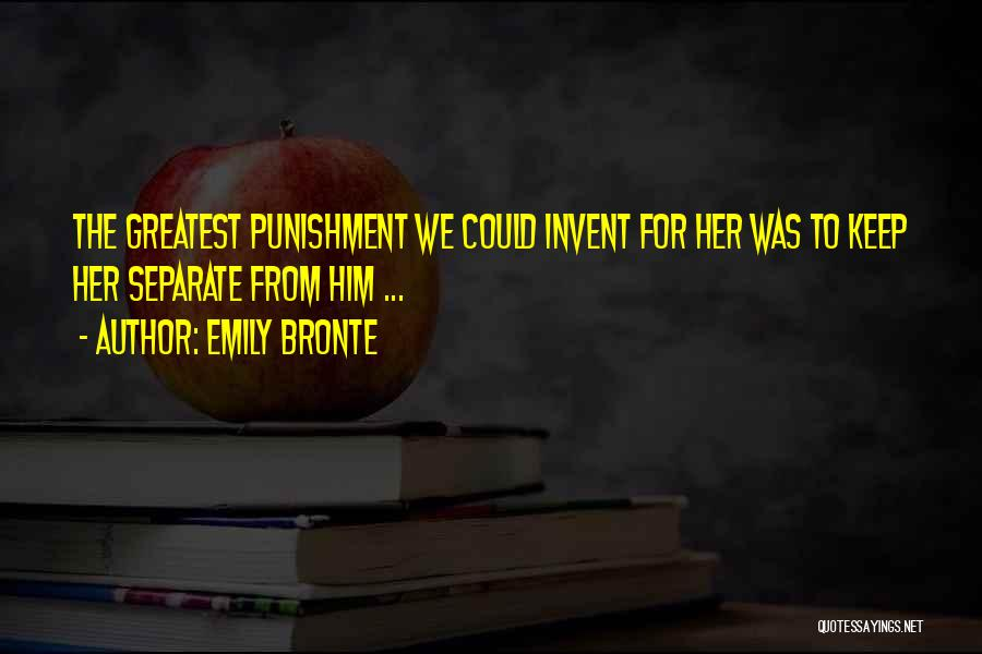 Emily Bronte Quotes 247060