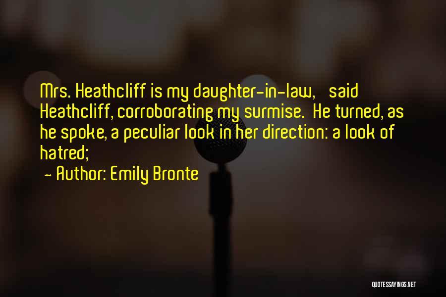 Emily Bronte Quotes 284872