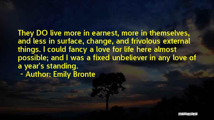 Emily Bronte Quotes 334388