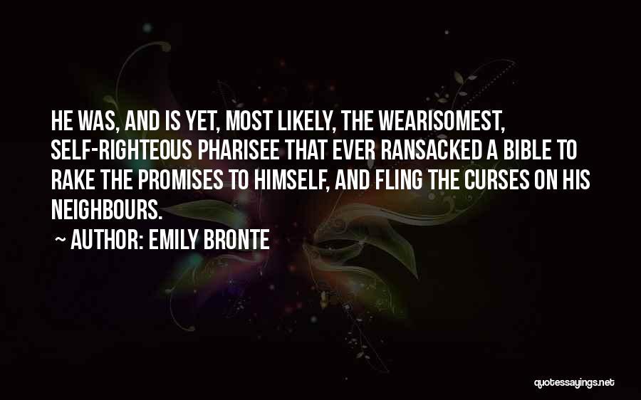Emily Bronte Quotes 368799
