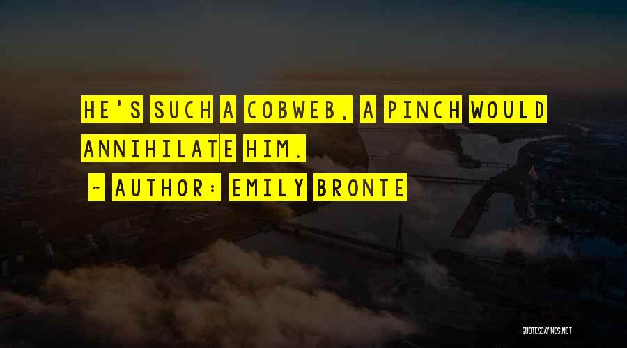 Emily Bronte Quotes 471374