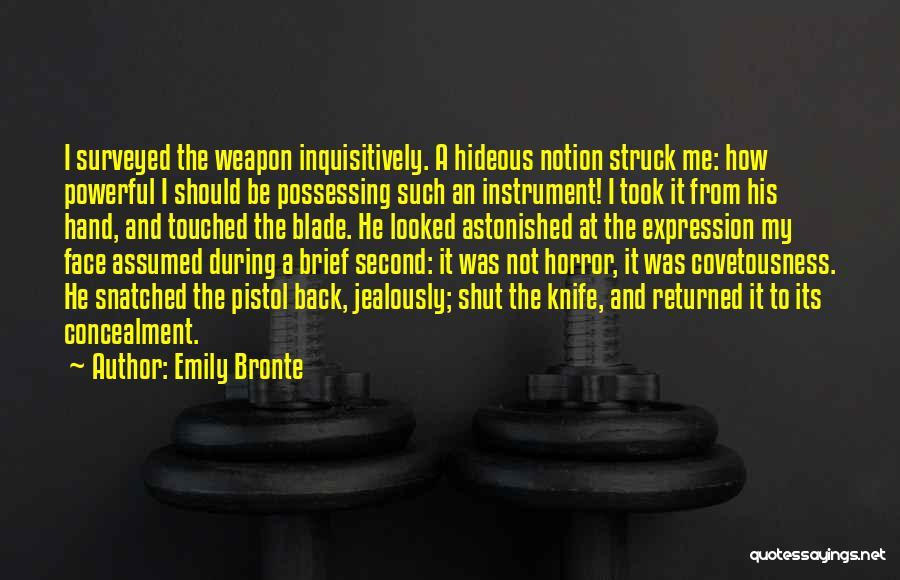 Emily Bronte Quotes 526708