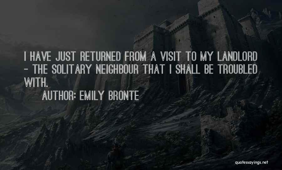 Emily Bronte Quotes 731025
